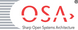 Sharp OSA logo