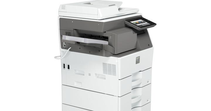 Sharp MX-M550 Printer PPD 64x