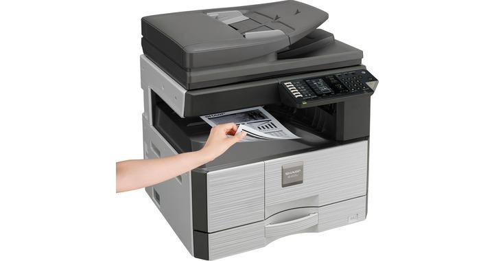 AR-6023NV - AR6023NV - Digital Copier / Printer - MFP Black