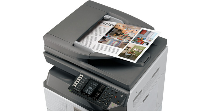 AR-6031N - AR6031N - Digital Copier / Printer - MFP Black