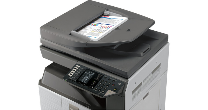 AR-6031N - AR6031N - Digital Copier / Printer - MFP Black & White