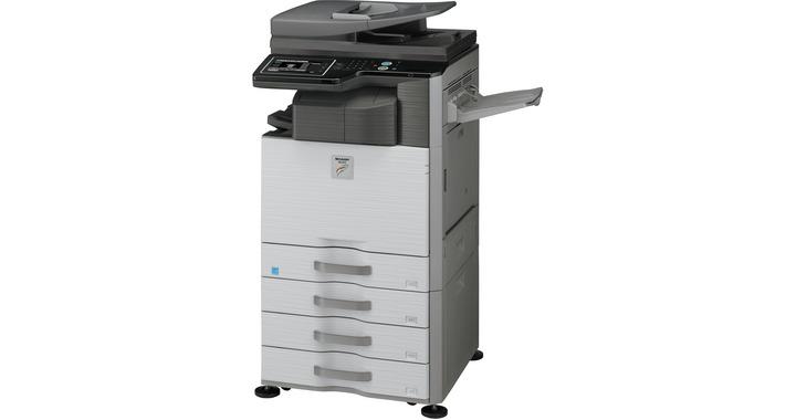 Sharp MX-3100N Printer PCL6 Mac