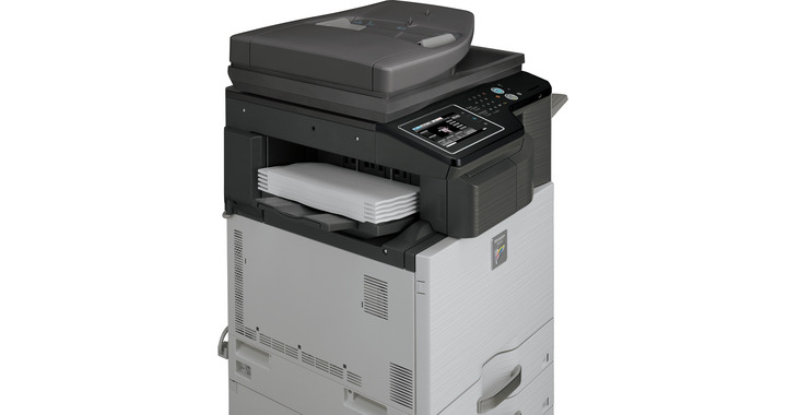 Sharp MX-M354N Printer CAP PCFAX Drivers for Windows Mac