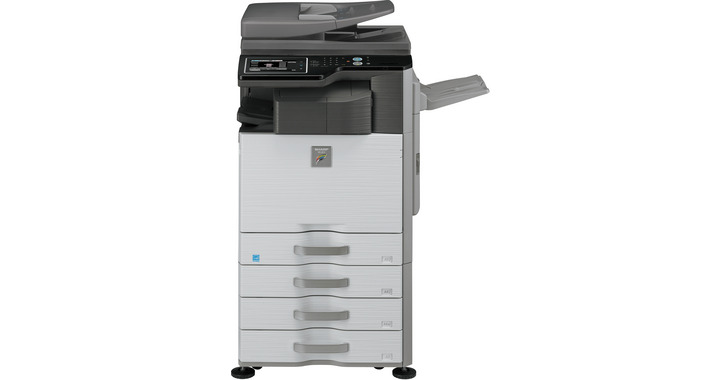 Drivers for Sharp MX-3100N Printer PCL6 PS