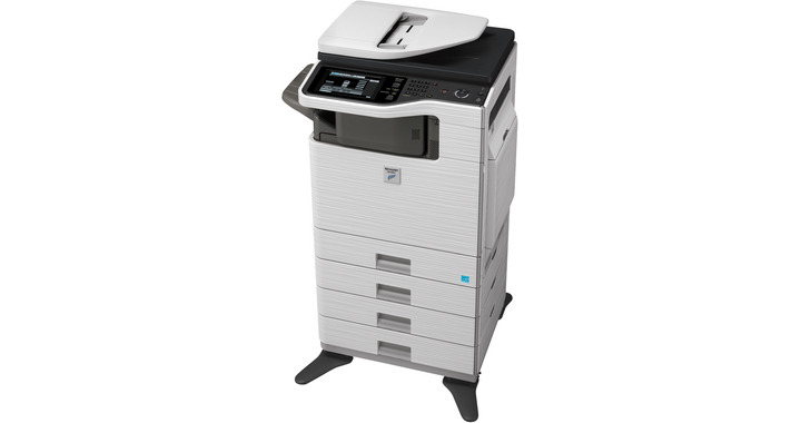 SHARP MX-B400P PRINTER PCL5E WINDOWS 7 DRIVER
