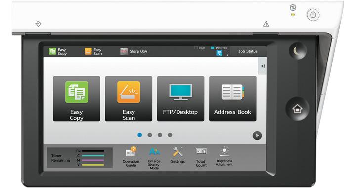 MX-4060V - MX4060V - Digital Copier / Printer - MFP Digital