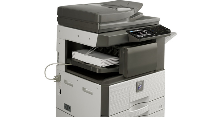 Sharp MX-M363 Printer PCL6 PS Update