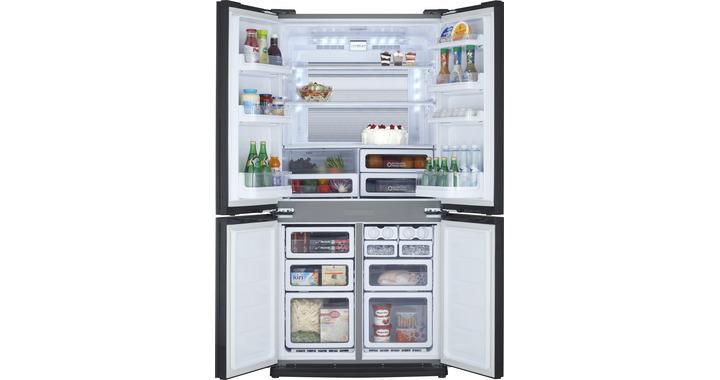 Sj ex820fsl sjex820fsl frigoriferi frigoriferi large for Sharp frigoriferi 4 porte