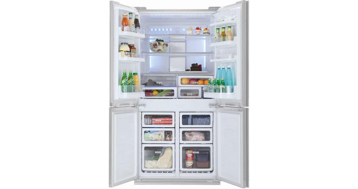 Sj fs820vsl sjfs820vsl frigoriferi frigoriferi large for Sharp frigoriferi 4 porte