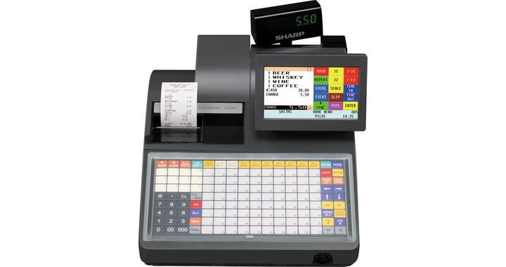 Up 820f Up820f Cash Register Cash Register Embedded