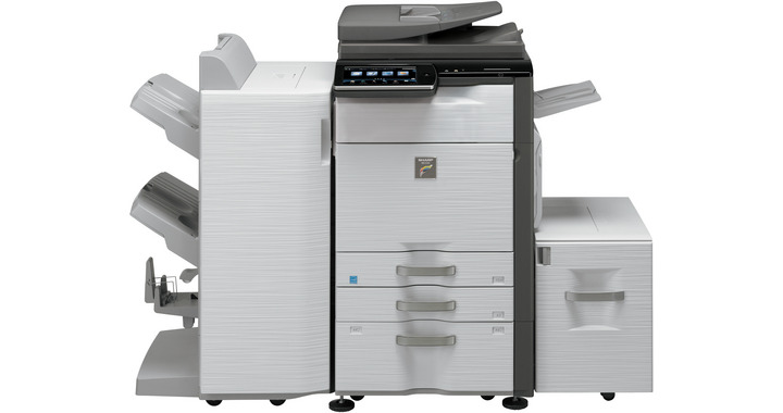 Sharp MX-4110N Printer PCL6 Windows 8