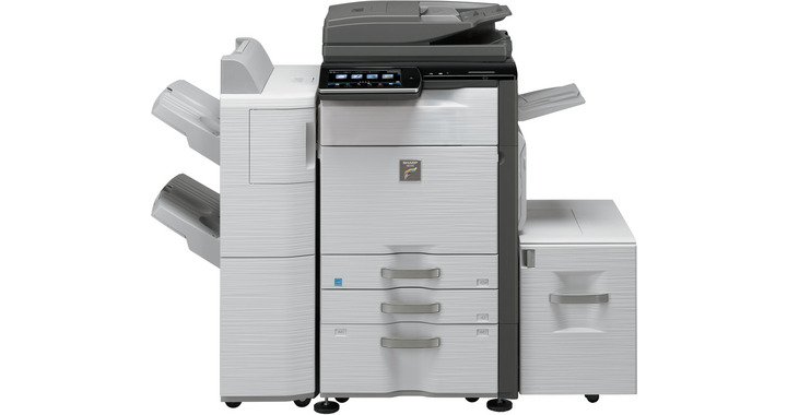 Sharp MX-M753 Printer PCL6 PS Windows 7