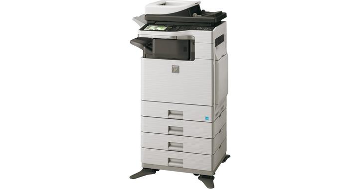 New Driver: Sharp MX-3100N Printer PCL6 PS