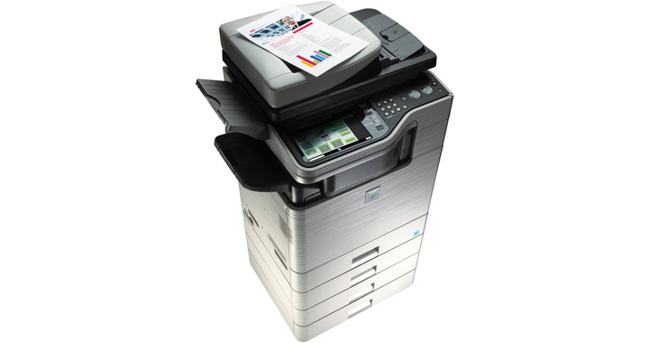 Sharp DX-C310 Printer PCL5c Windows Vista 64-BIT