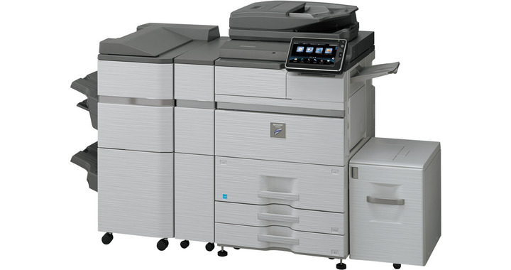 Sharp MX-M1204 Printer PPD Drivers for Windows 7