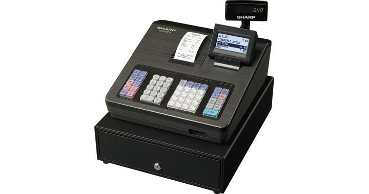 Sharp XE-A207 White Cash Registers